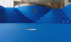 Eastern bridge works category polyurea animals - Waterproof paint for swimming pools ...
